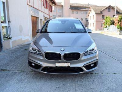 gebraucht BMW 220 Gran Tourer d xDrive Steptronic