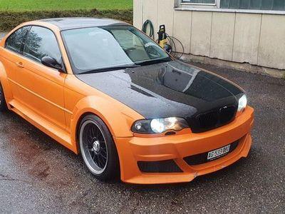 gebraucht BMW 323 3er E46 i Coupe