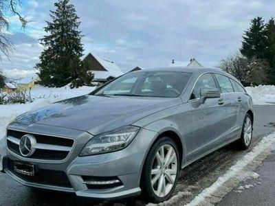 gebraucht Mercedes CLS350 CDI BlueEF 4m Sh.Brake