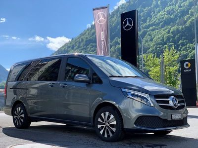 gebraucht Mercedes V250 V-Klassed lang 4Matic 9G-Tronic