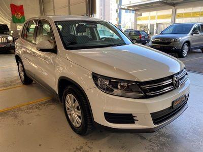 gebraucht VW Tiguan 2.0 TDI BlueMotion Trend&Fun 4x2