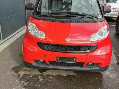 gebraucht Smart ForTwo Coupé Fortwo Top gepflegter fortwo Fortwo Top gepflegter
