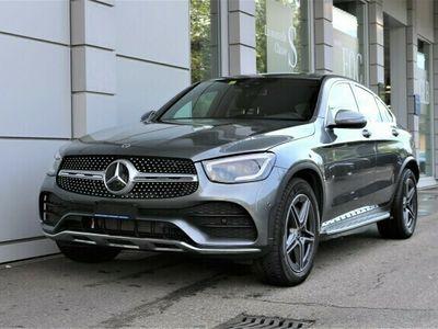 gebraucht Mercedes 200 GLC-Klasse GLC CoupeAMG Line 4M