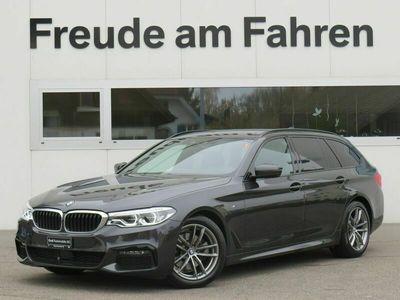 gebraucht BMW 520 5er d xDrive Touring M-Sportpaket ** Leasing-Aktion mit 0,9 % **