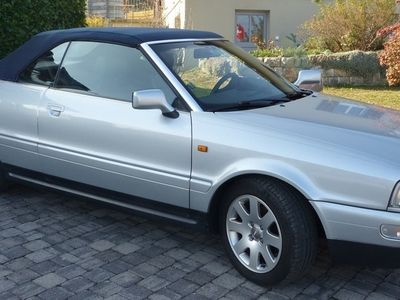 gebraucht Audi Cabriolet 2.8 E Elégance