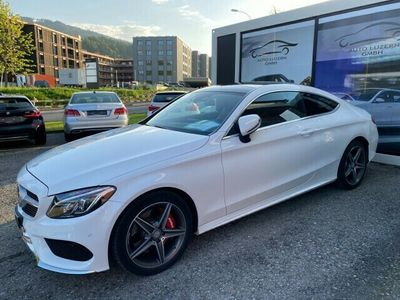 gebraucht Mercedes C250 AMG Line Coupé 7G-tronic