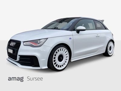 gebraucht Audi A1 2.0 TFSI Limited Edition quattro