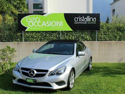 gebraucht Mercedes E250 E-Klasse Mercedes BenzCabrio