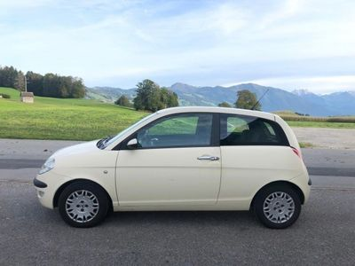 gebraucht Lancia Ypsilon 1.4 16V Argento