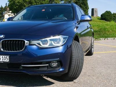 gebraucht BMW 335 d xDrive Touring M Sport Line Steptronic