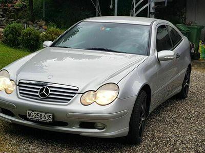 gebraucht Mercedes C230 C-Klasse MercedesK