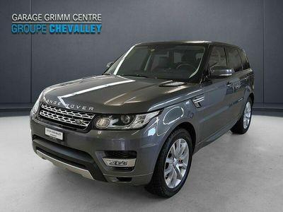 gebraucht Land Rover Range Rover Sport Sport RR 3.0TDV6 HSE