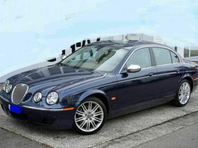 gebraucht Jaguar S-Type 2.7D