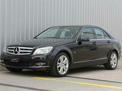 gebraucht Mercedes C200 CGI BlueEfficiency Automatic