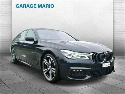 gebraucht BMW 730 d xDrive *M-Paket*Steptronic