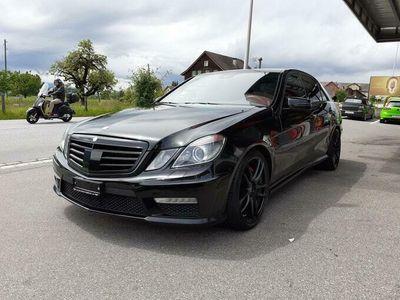 gebraucht Mercedes E63 AMG E-KlasseSpeedshift MCT