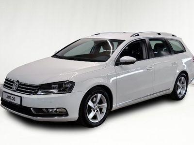 gebraucht VW Passat Variant COMFORTLINE 2.0TDI AHK SITZHZG GR