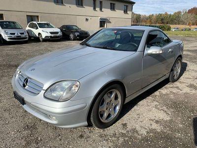 gebraucht Mercedes SLK230 Kompressor Cabriolet