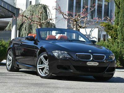 gebraucht BMW M6 Cabriolet 6er