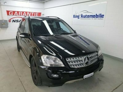 gebraucht Mercedes ML420 M-KlasseCDI 4Matic 7G-Tronic