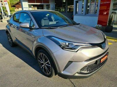 gebraucht Toyota C-HR 1.8 HSD Trend CVT