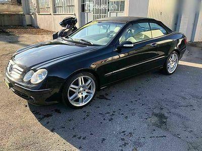 gebraucht Mercedes CLK320 CLK Mercedes