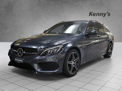 gebraucht Mercedes C450 AMG C-Klasse4Matic Kombi