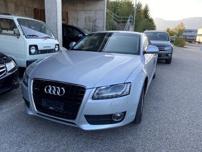 gebraucht Audi A5 Coupé 3.0 TDI quattro tiptronic