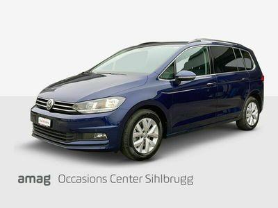 gebraucht VW Touran 2.0 TDI BlueMotion Technol Comfortline DSG