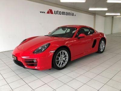 gebraucht Porsche Cayman 2.7
