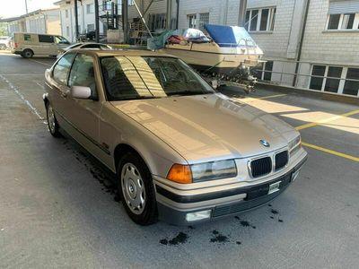 gebraucht BMW 318 Compact 3er Compact e36 ti AB MFK