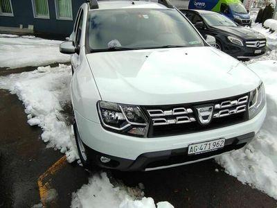 gebraucht Dacia Duster 1,5Diesel 4x4
