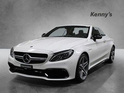 gebraucht Mercedes C63 AMG C-KlasseAMG Cabriolet