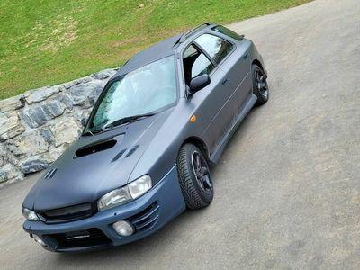 gebraucht Subaru Impreza Impreza 2.0 Turbo GT2.0 Turbo GT