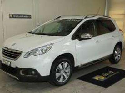 gebraucht Peugeot 2008 Benzin