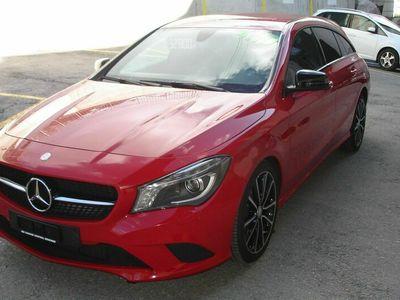 gebraucht Mercedes CLA250 Shooting Brake CLA-Klasse4Matic 7G-DCT