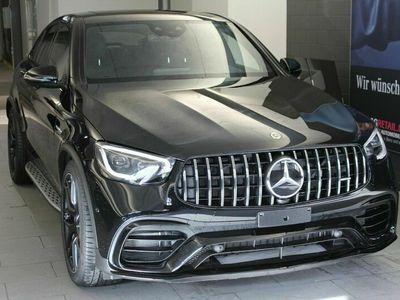 gebraucht Mercedes S63 AMG  GLC CoupéAMG 4Matic 9G-Tronic