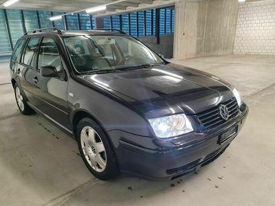 gebraucht VW Bora HL 1.9Tdi 4x4 mit frischer MFK