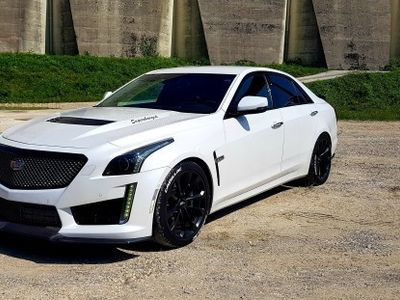 gebraucht Cadillac CTS Sedan 6.2 Supercharged Automatic