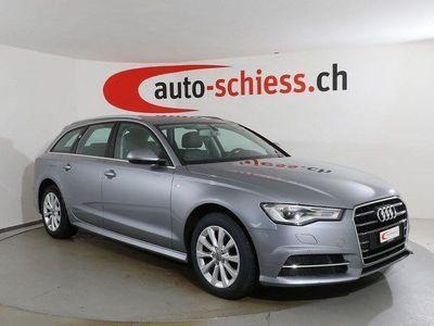gebraucht Audi A6 Avant 2.0 TDI S-Line