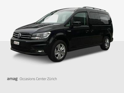 gebraucht VW Caddy Maxi 2.0TDI BlueMotion Technology DSG
