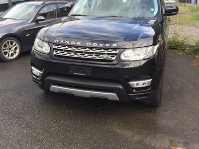 gebraucht Land Rover Range Rover 3.0 TDV6 HSE Automatic