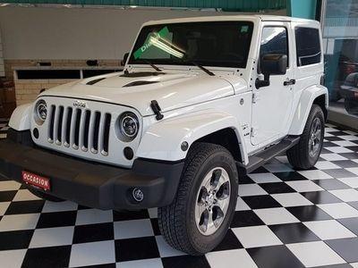 gebraucht Jeep Wrangler 2.8 CRD Sahara X Automatic har