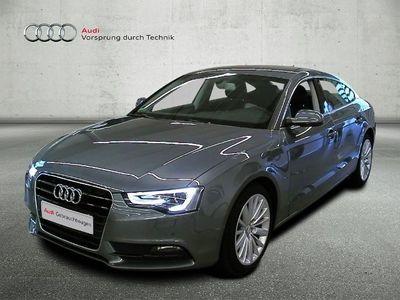 gebraucht Audi A5 Sportback 2.0TDI MULTITRONIC XENON AHK NAVI P