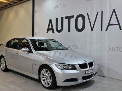 gebraucht BMW 320 3er d Limousine / Automat / Frisch ab MFK