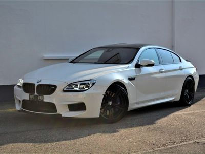 gebraucht BMW M6 Gran Coupé Drivelogic Competition
