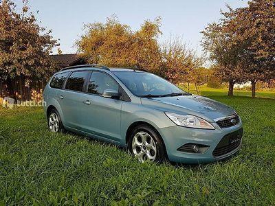 gebraucht Ford Focus 1.8 frisch ab MFK