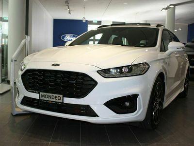 gebraucht Ford Mondeo 2.0 TDCi ST-Line AWD Automatik