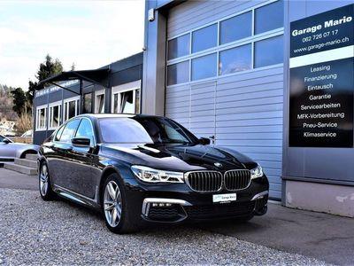 gebraucht BMW 750 d M-PAKETxDrive Steptronic