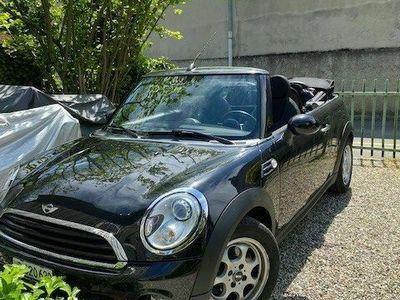 gebraucht Mini One Cabriolet  . . 1.6